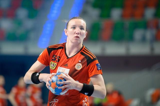 Agnieszka Jochymek nie zagra już w barwach Miedziowych