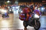 Moto Mikołaje przejechały przez Jarosław! Zobaczcie zdjęcia z parady motocyklowej