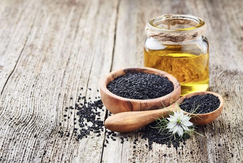 Olej tłoczony z cennej i smacznej przyprawy, jaką jest...