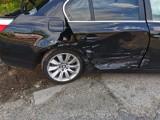 Wypadek w Mełnie. Zderzyły się dwa samochody osobowe [zdjęcia]