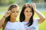 Wybory Miss Polka 2013. Piękne kobiety pozowały na stadionach piłkarskich! [ZDJĘCIA]