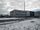 Nowa Komenda Powiatowa Policji w Pile nabiera kształtów