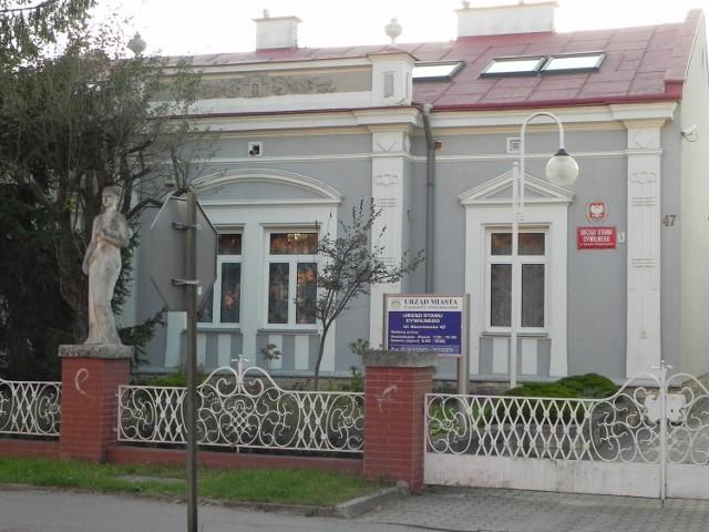 Urząd Stanu Cywilnego w Ostrowcu Świętokrzyskim.