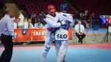 Policjant z Poznania mistrzem taekwondo [ZDJĘCIA]