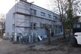 Grajewo. Trwa remont Oddziału Zakaźnego przy Szpitalu Ogólnym im. dr Witolda Ginela (zdjęcia)