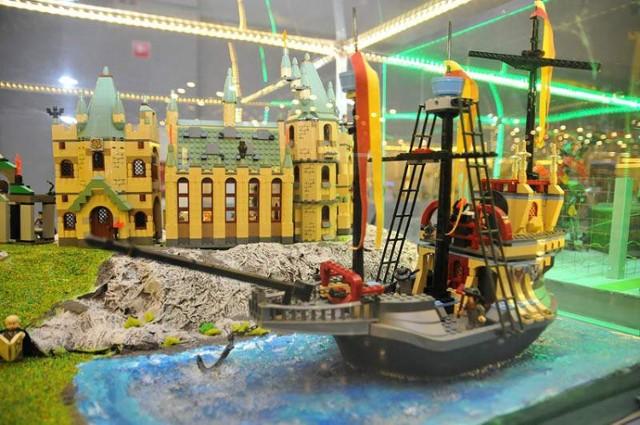 Bydgoszcz: Największa w Polsce Wystawa Budowli z Klocków LEGO [ZDJĘCIA]