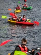 Aktywuj się na wodzie. Zwiedzaj Gdańsk w kajaku pod opieką przewodnika