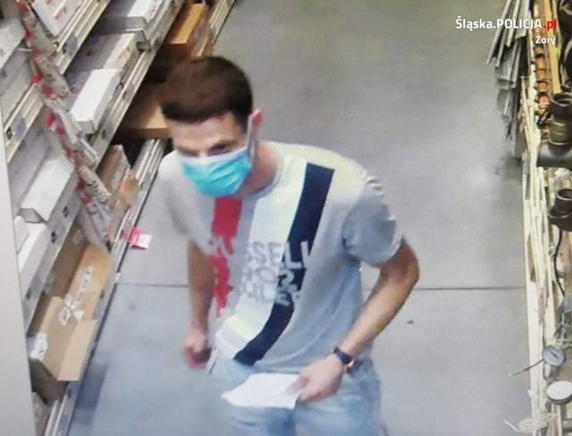 Policja szuka tego mężczyzny. Przemetkował towar i oszukał na 4 tys. zł