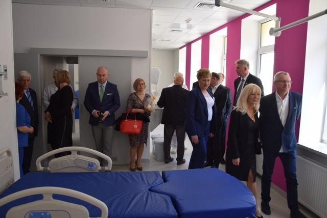 Nowoczesny oddział położniczy w szpitalu w Blachowni. Świetne warunki dla rodzących