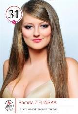 Miss Wielkopolski 2012 - Pamela Zielińska
