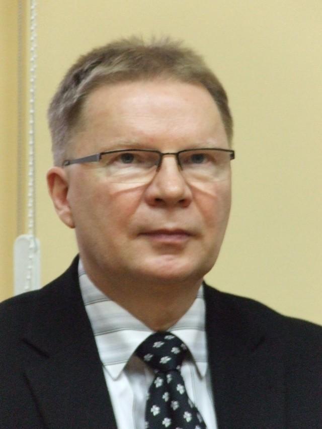 Ryszard Kosowski, burmistrz Chrzanowa - wyślij SMS o treści CHOL.3.TAK lub CHOL.3.NIE na numer 72355