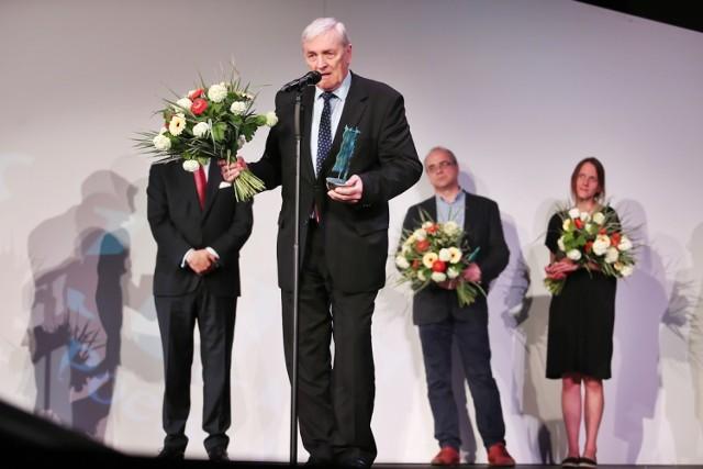 Laureatem Wrocławskiej Nagrody Poetyckiej Silesius za całokształt twórczości został Bohdan Zadura
