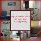 Najtańsze mieszkania do wynajęcia w Bydgoszczy. Zobaczcie zdjęcia