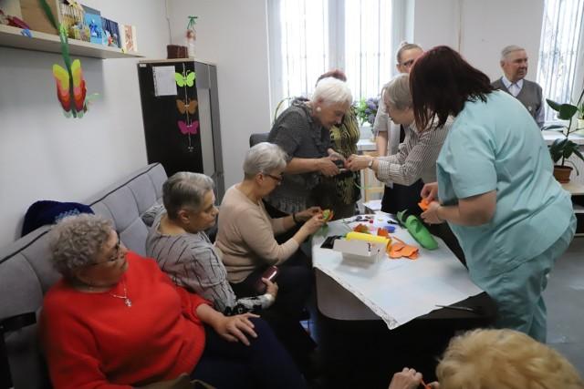 Przy ulicy Podgórnej na Dąbrowie otwarty został dom dziennego pobytu dla seniorów.