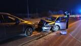 Wypadek w Kaliszu. Na ulicy Wrocławskiej zderzyły się trzy auta. ZDJĘCIA
