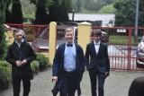 Rozpoczęcie roku szkolnego w Zespołu Szkół nr 1 im. Karola Miarki w Żorach - ZDJĘCIA. Mają nadzieję na naukę stacjonarną
