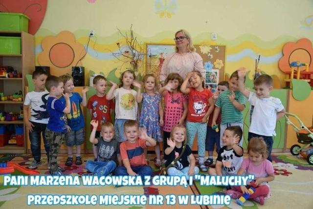 Marzena Wacowska - najlepszy wychowawca w powiecie!