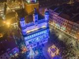 Poznań widziany z drona - zobacz niezwykłe zdjęcia miasta z lotu ptaka [ZDJĘCIA]