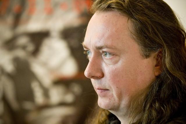 Dariusz Mikulski, były dyrektor Filharmonii Sudeckiej w Wałbrzychu